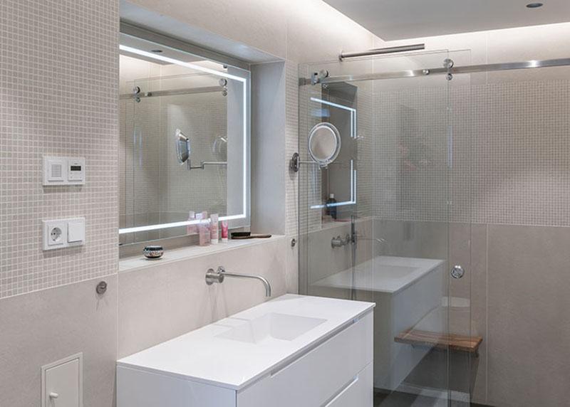 comfortabele en veilige badkamer is belangrijk bij leeftijdbestendig wonen