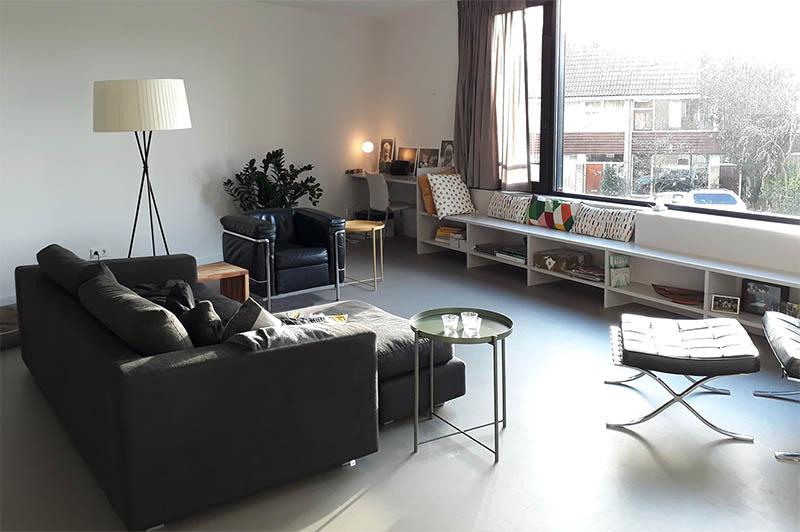 downsizen, gelijkvloers. compact en comfortabel